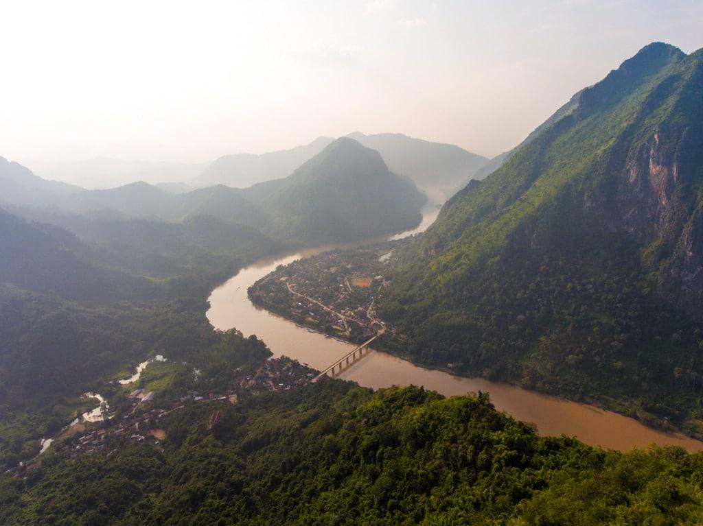 Point de vue Phadeng Peak