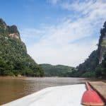 Traversée en bateau de Muang Ngoi à Muang Khua
