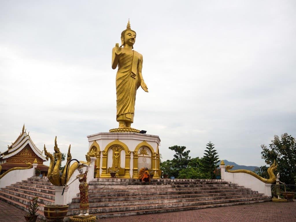 Bouddha Vat Phu That