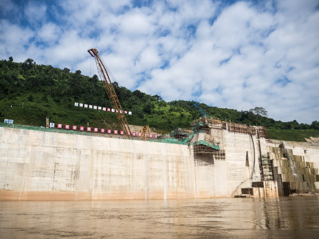 Centrale hydroélectrique Nam Ou