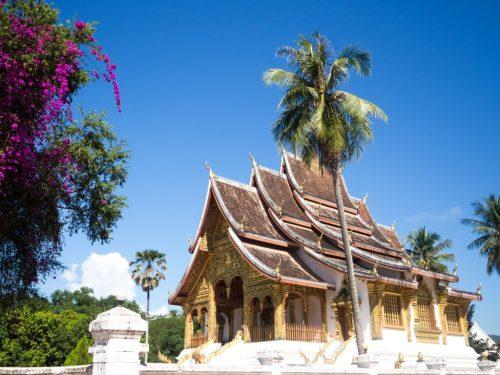 Visiter les temples à Luang Prabang au Laos