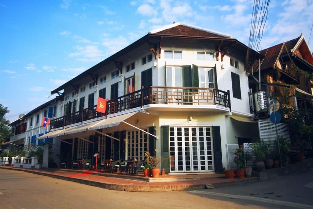 Hôtel à Luang Prabang