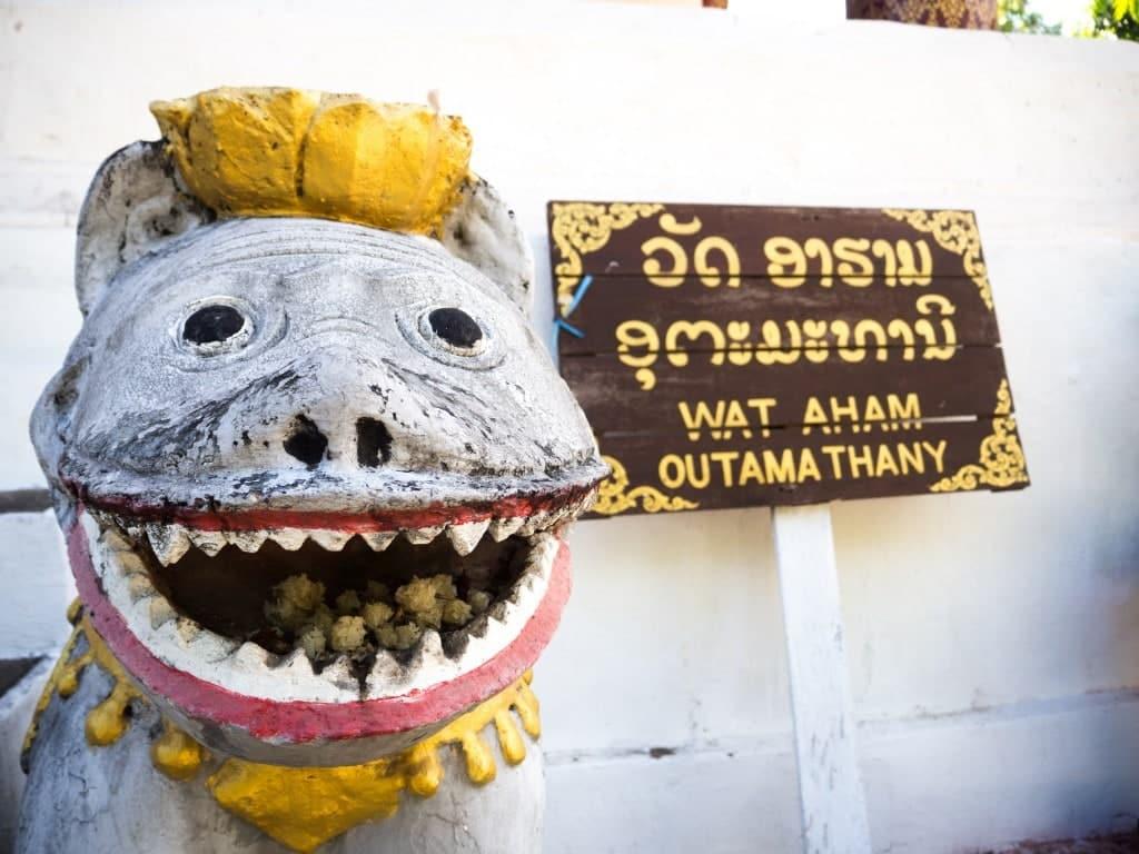 Vat Aham - Tigre