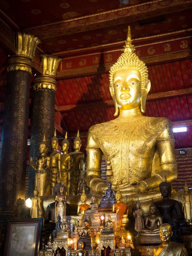 Vat Mai Bouddha