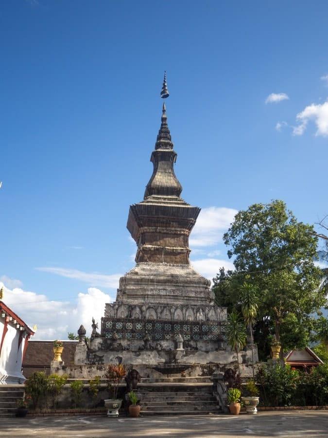 Vat That Luang - Stupa