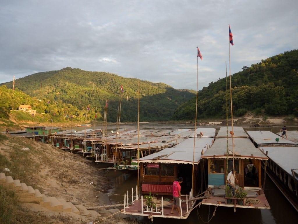 Embarcadère Pakbeng