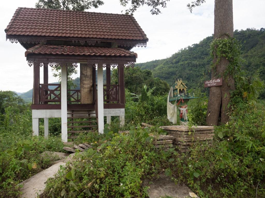 Point de vue Pakbeng