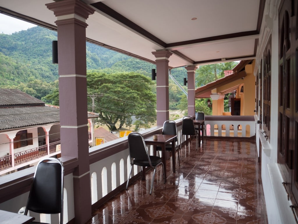 Terrasse DP Guesthouse