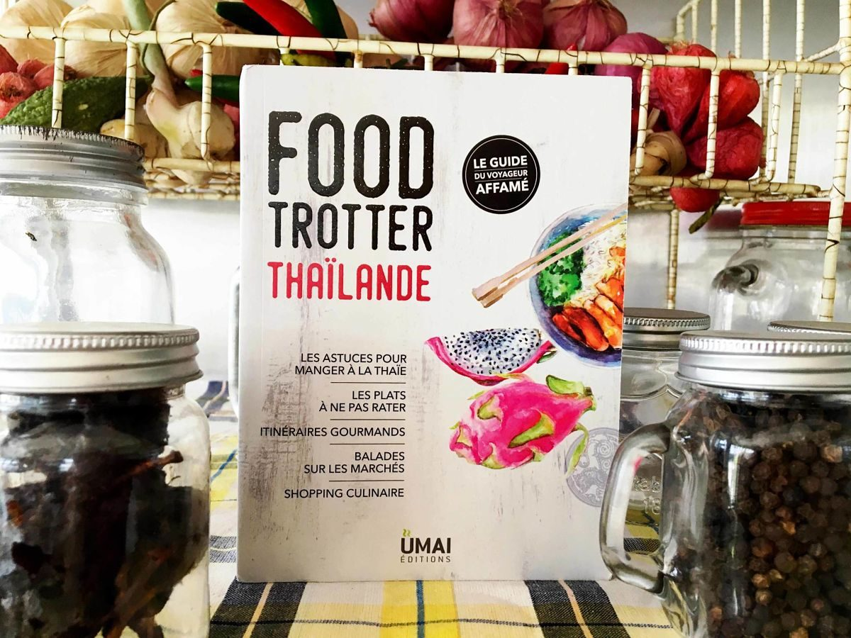 Guide de voyage culinaire Food Trotter