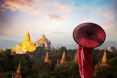 Pourquoi j'ai choisi de partir en Birmanie en 2018, je vous explique !