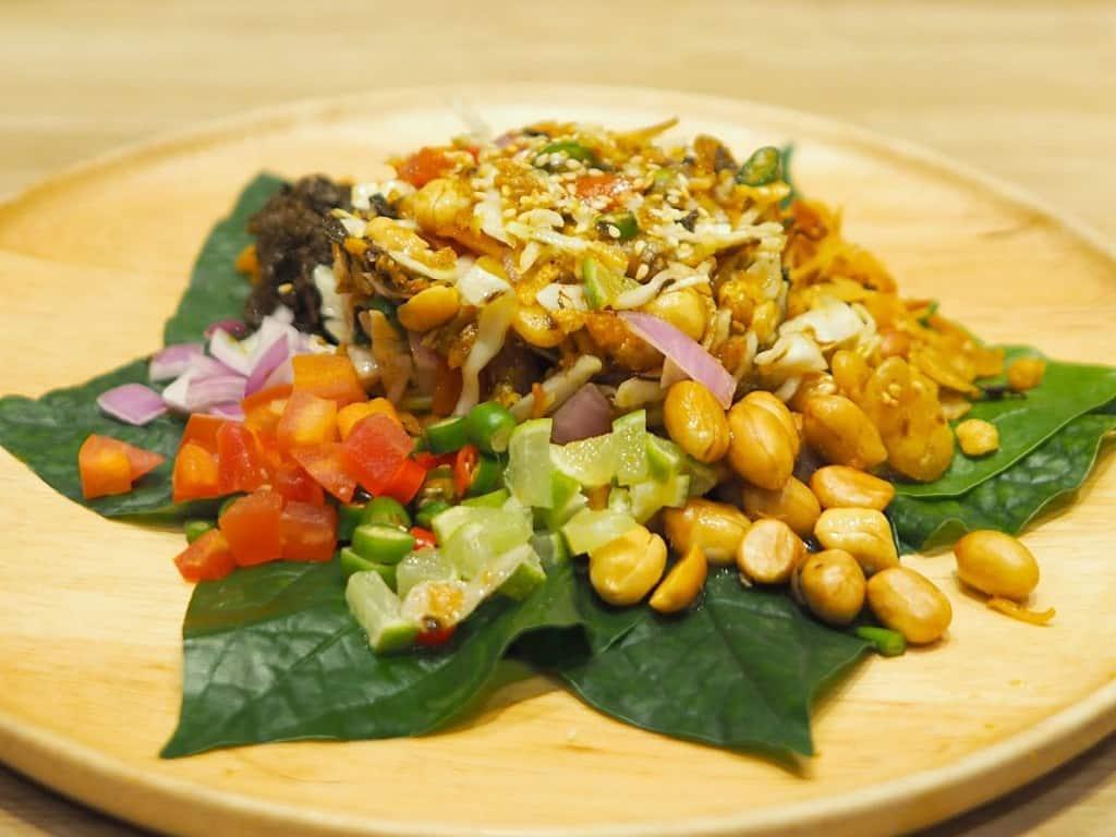Salade birmane