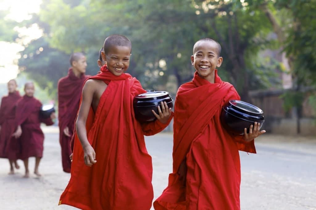 Spiritualité Birmanie