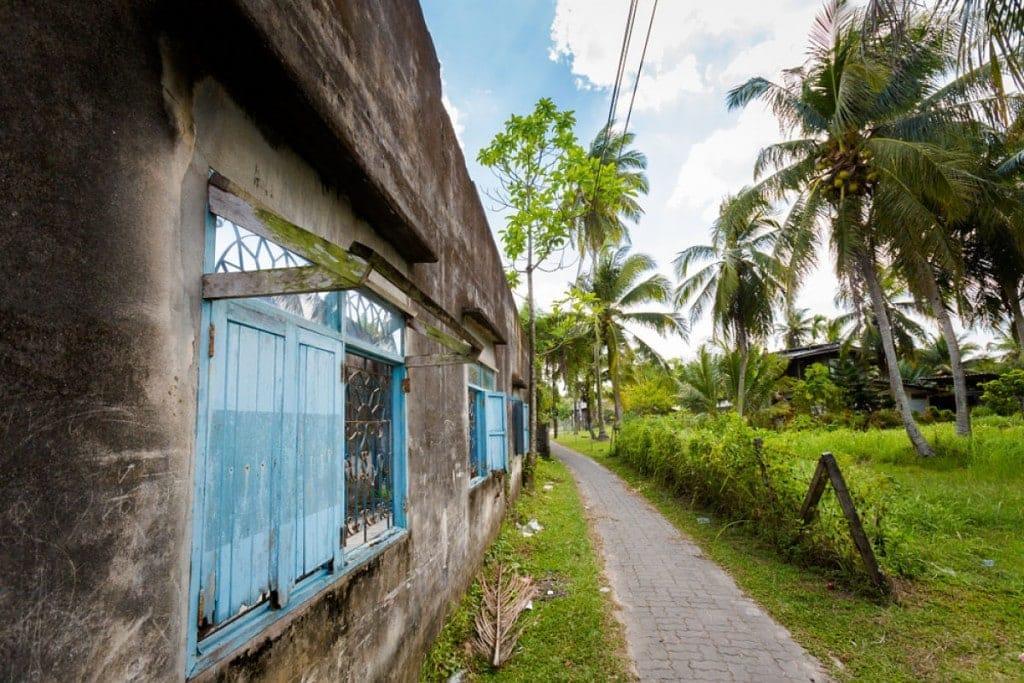 Village à Koh Klang