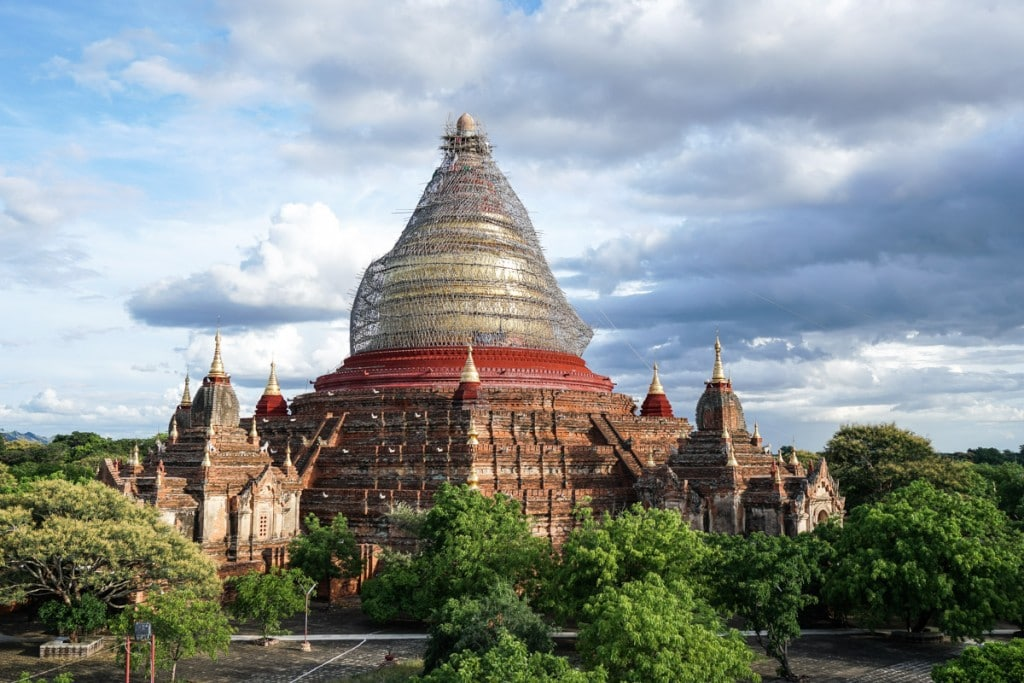 Itinéraire Birmanie 3 semaines : Dhammayazika à Bagan