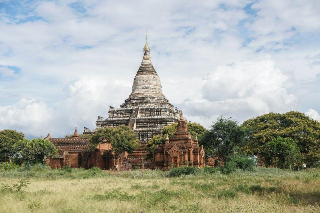 Itinéraire Birmanie 3 semaines : Shwesandau à Bagan