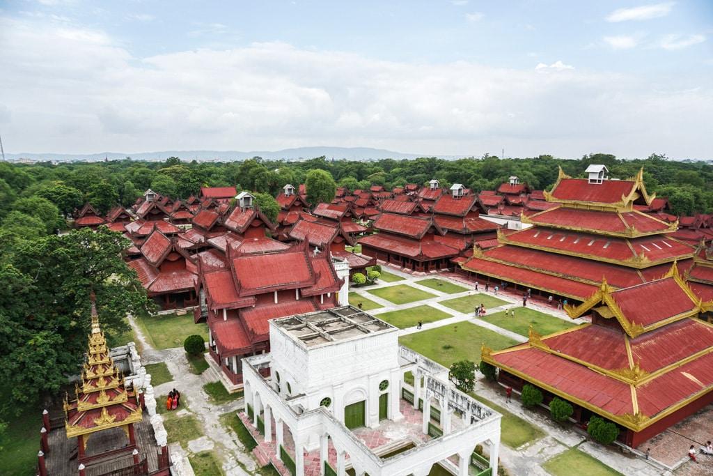 Visiter Mandalay
