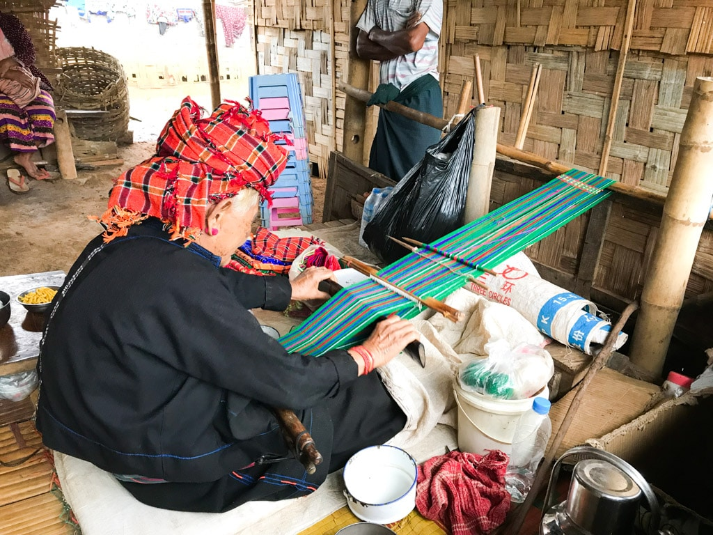 Fabrication de sac à tissu