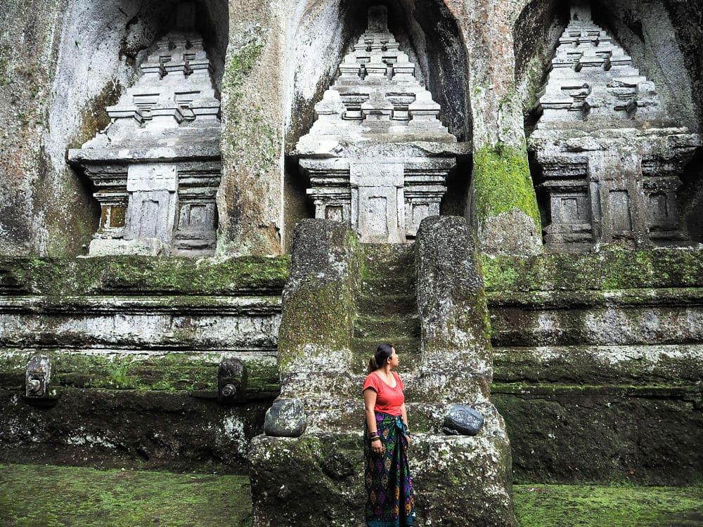 Temple Ganung Kawi