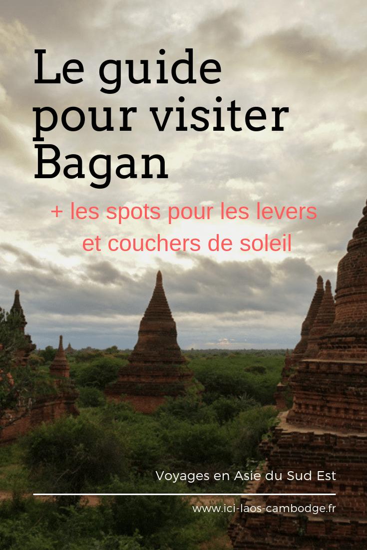 Pin Visiter Bagan