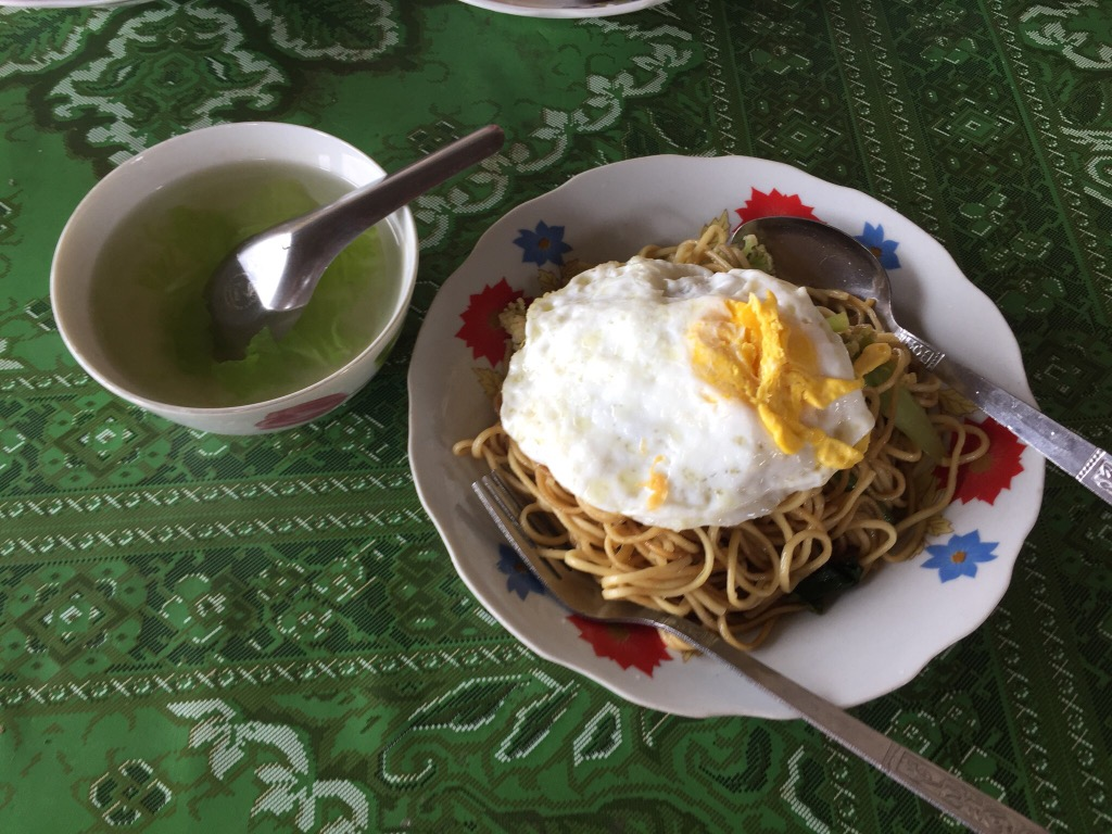 Repas jour 1