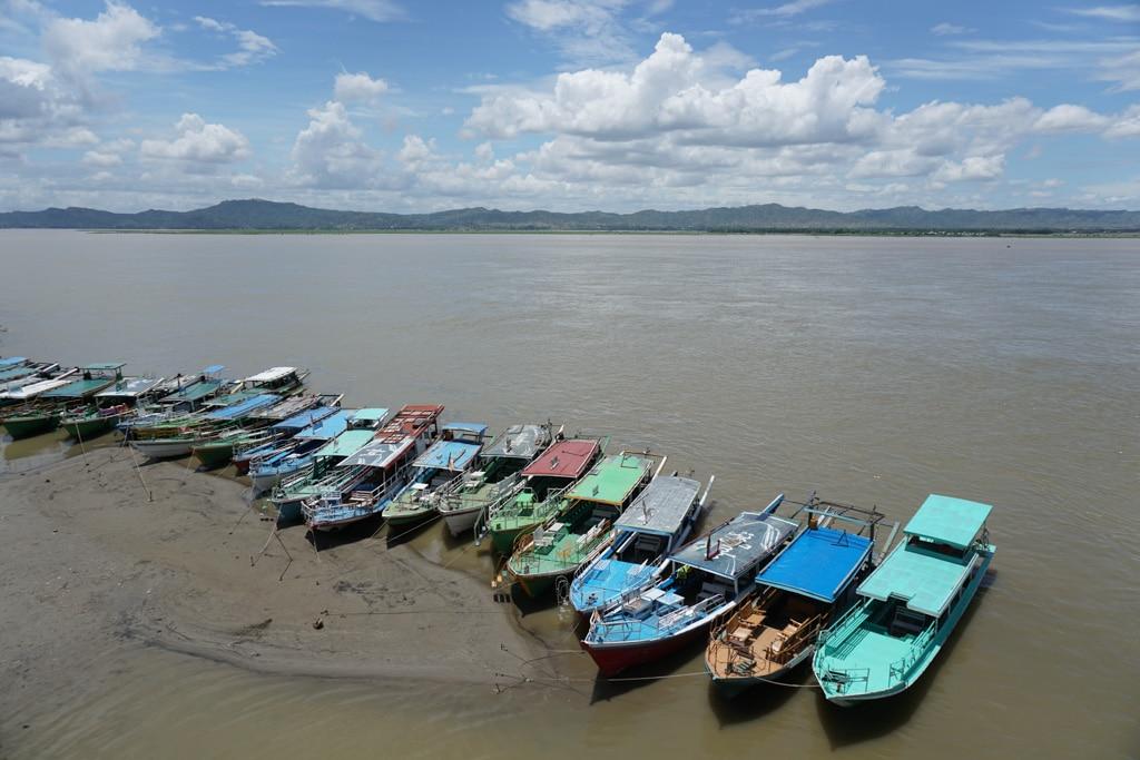 Vue sur Irrawady