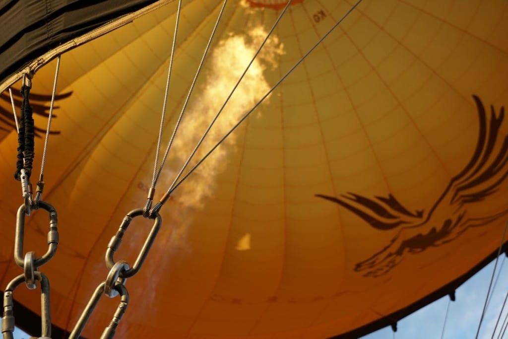 FAQ - Montgolfière à Bagan