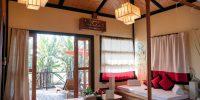 Chambre au Inle Heritage Stilt Houses