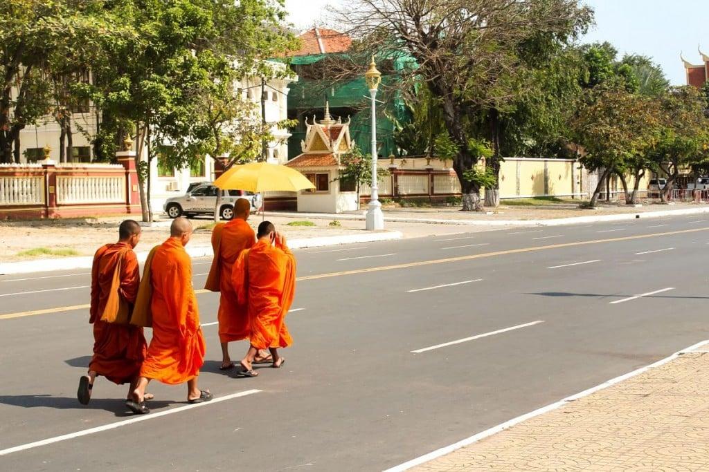 Comparatif Laos Cambodge