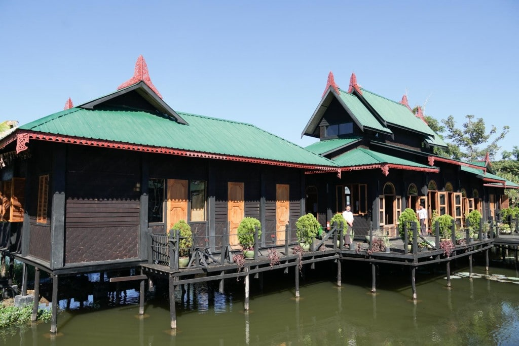 Inle Heritage Réception