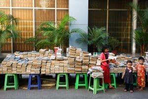 37 ème rue - Yangon