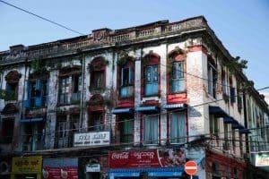Autre bâtiment à Yangon