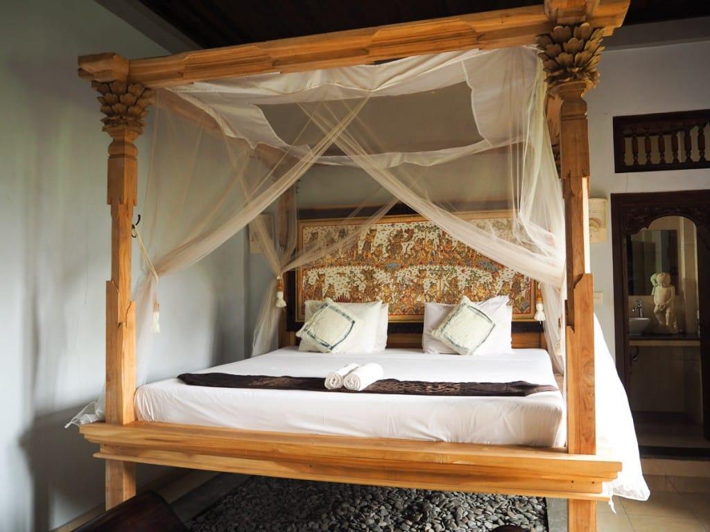 Où dormir à Ubud ? : Balimoon guesthouse