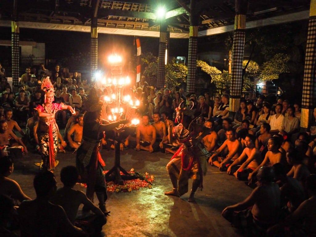 Que faire à Ubud ? : Assister à une danse Kecak