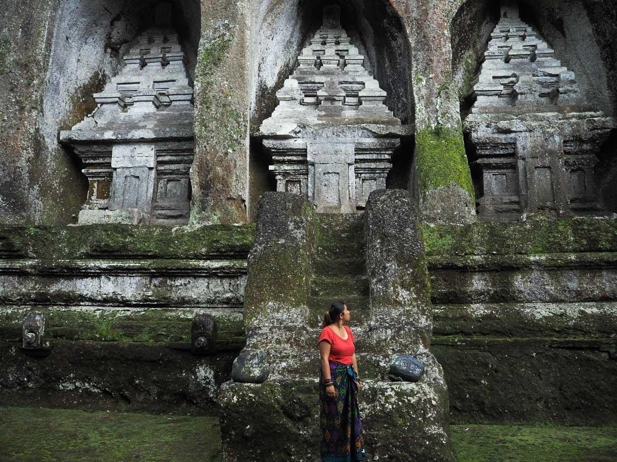 Que faire à Ubud ? : Visiter le temple Gunung Kawi
