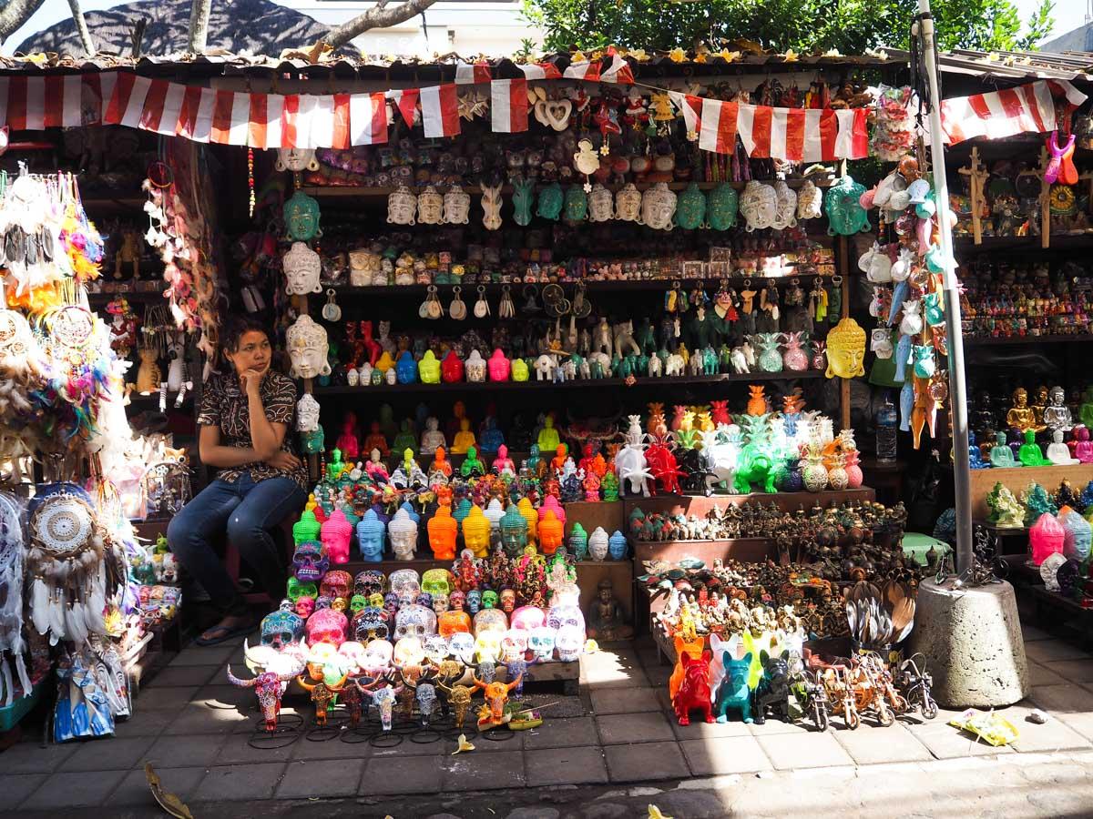 Que faire à Ubud ? : Aller au marché d'Ubud