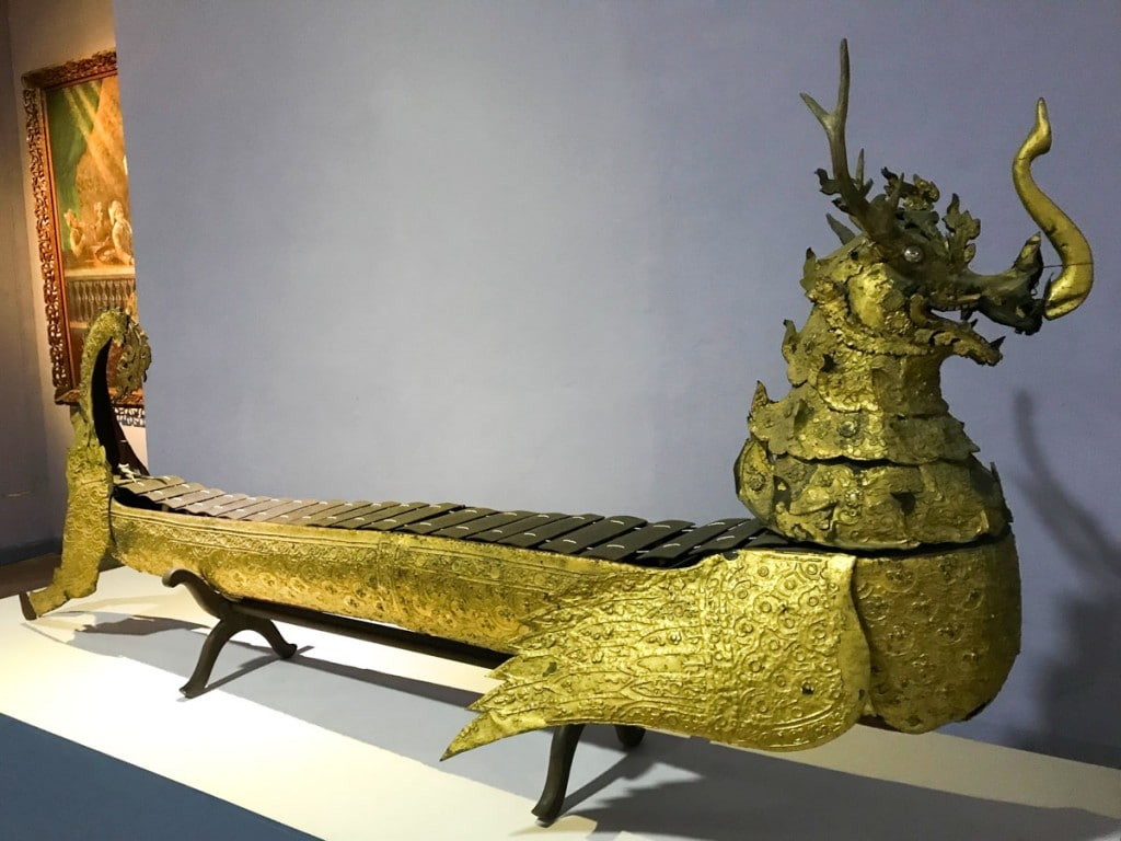Musée national Yangon