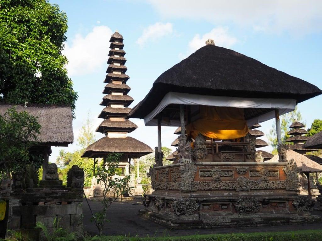 Que faire à Ubud ? : Aller au temple Taman Ayun