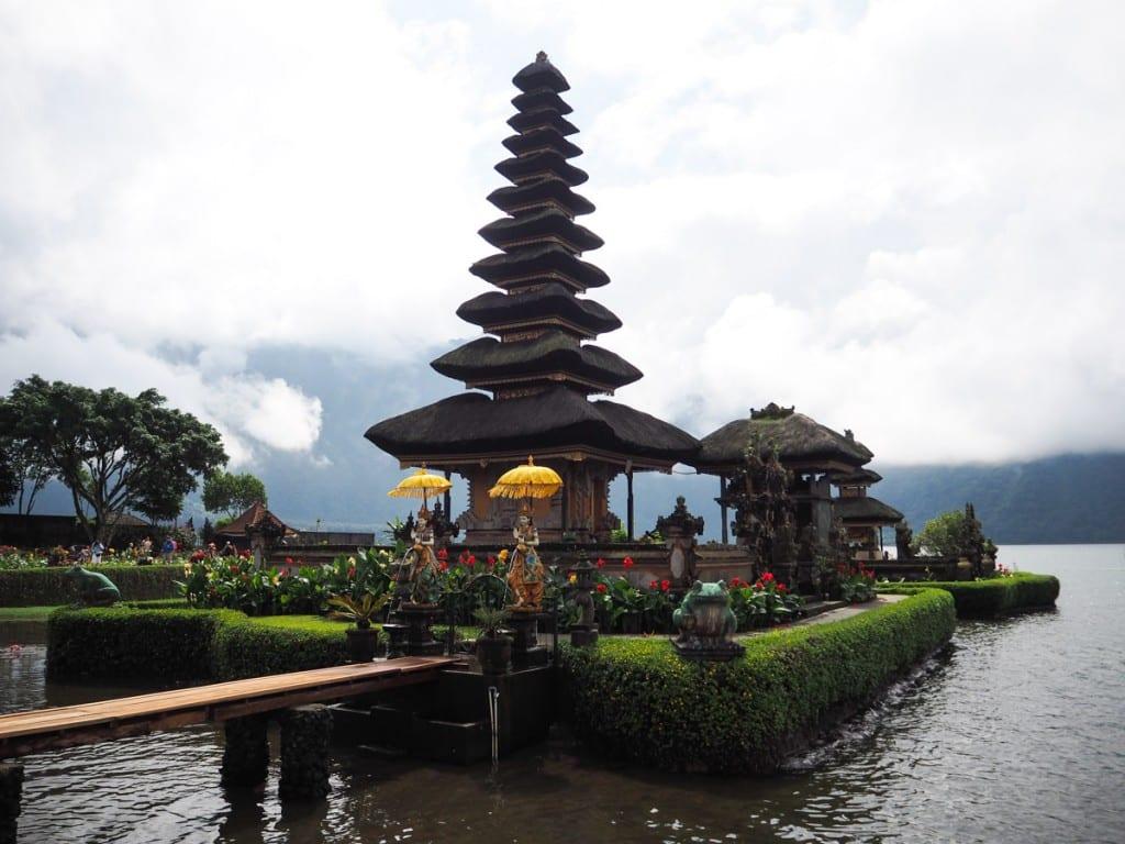 Que faire à Ubud ? : Aller au temple Ulun Danu