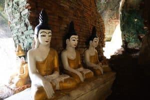 Bouddhas Yatae Pyan