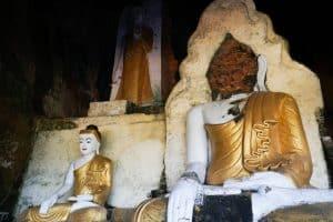 Bouddha sans tête Yatae Pyan
