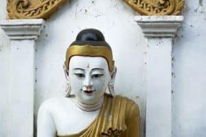 Bouddha de la grotte Kaw Gone