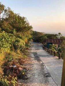 Route au mont Kyaiktiyo
