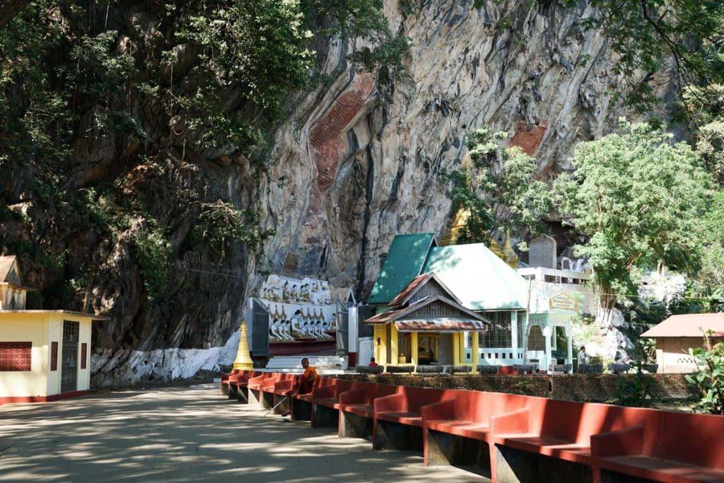 Grotte Kaw Gon