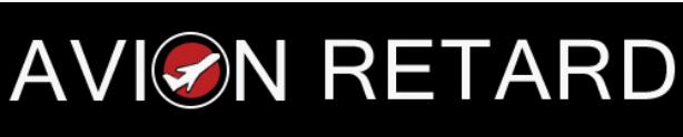Logo Avion retard