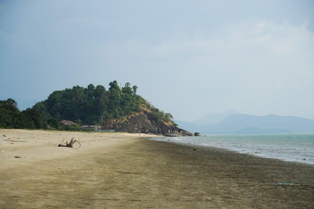 Bin Le Wa Beach - Myanmar