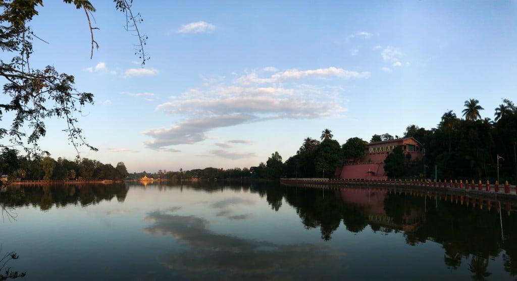 Lac à Ye