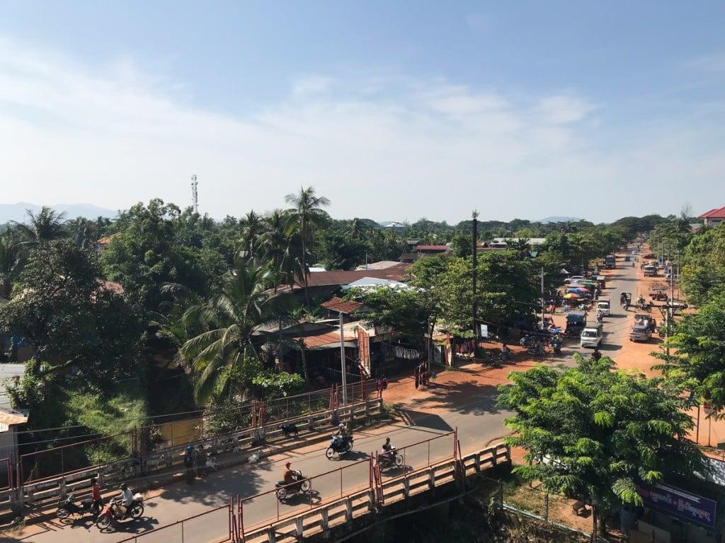 Visiter Ye au Myanmar