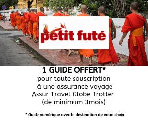 1 guide offert Petit Futé