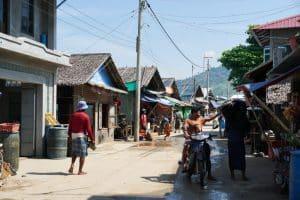 Village San Hlan - Dawei