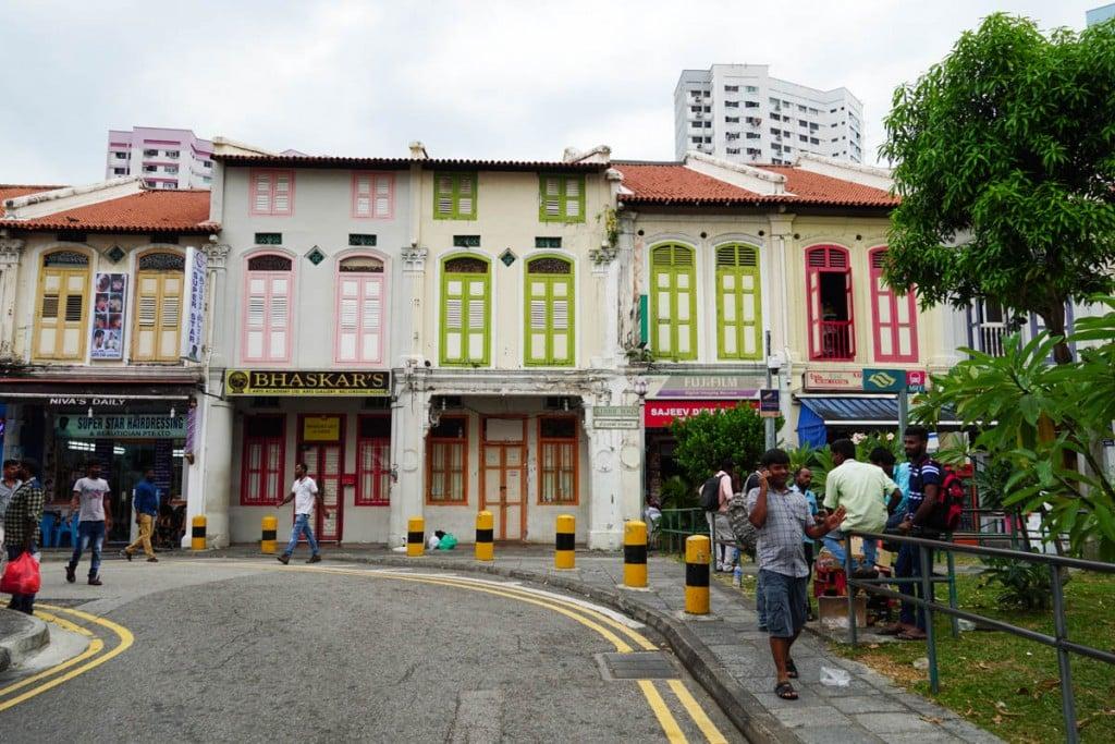 Little India à Singapour